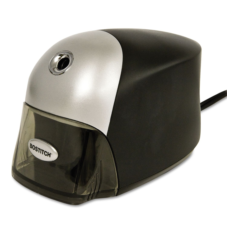 Product of Stanley Bostitch - Quiet Sharp Executive Electric Pencil Sharpener - Black - Pencil Sharpeners [Bulk Savings]