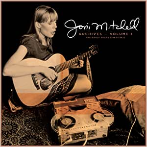 Joni Mitchell Archives, Vol. 1