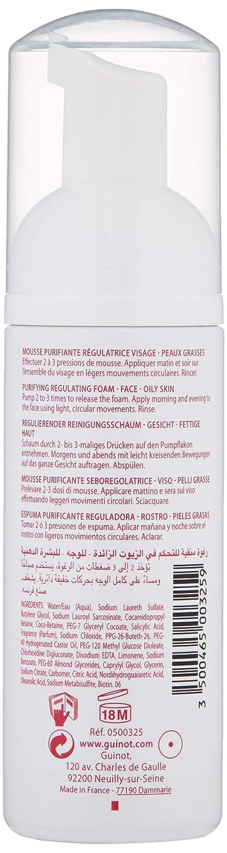 Guinot Microbiotic Mousse Espuma limpiadora - 150 ml