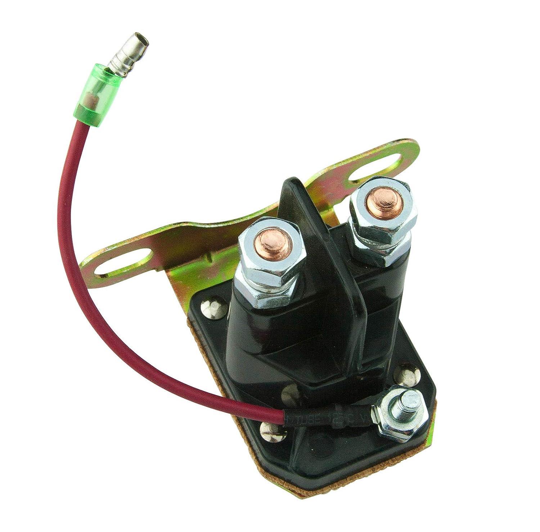 Starter Relay Solenoid for Polaris 3083211 3087196 Sportsman 335 400 500 Xplorer