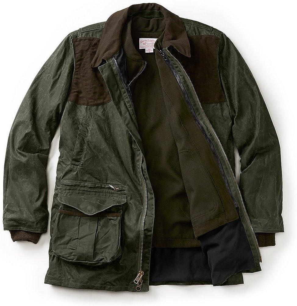 Filson Mens Light Shooting Jacket Medium Olive 10461