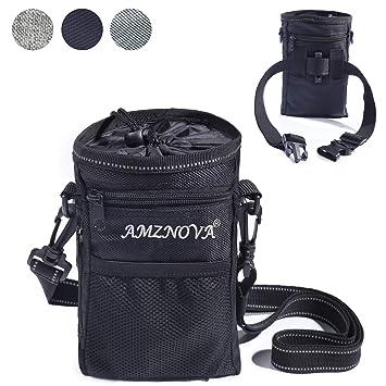 Amazon.com: AMZNOVA Bolsa para dulces de perro, bolsa grande ...