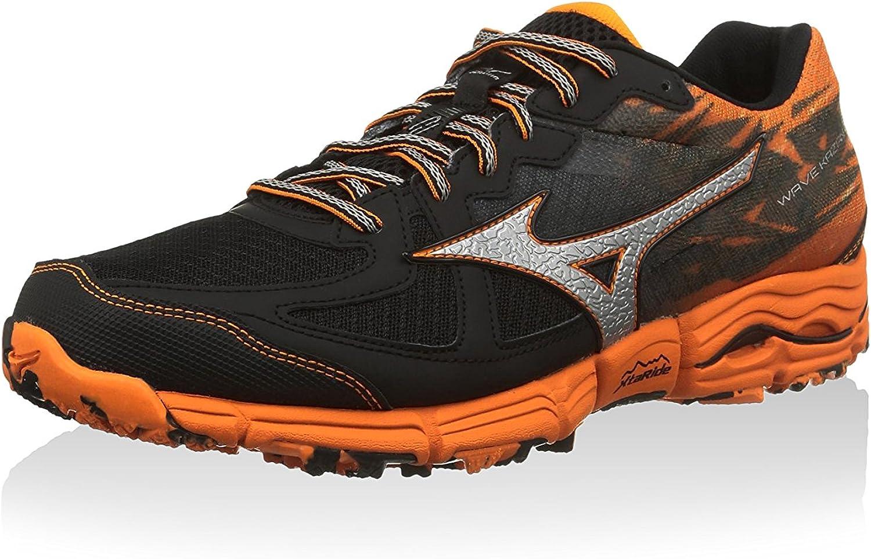 Mizuno Men's Running Shoes 12.5 Black
