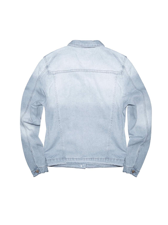 HyBrid /& Company Women Junior Classic 4 Pockets Denim Jacket