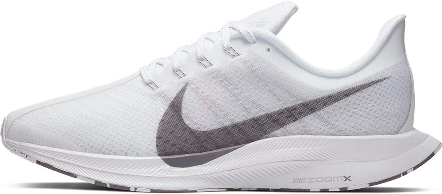 Nike Zoom Pegasus 35 Turbo - Zapatillas de running para hombre, Blanco, 10.5