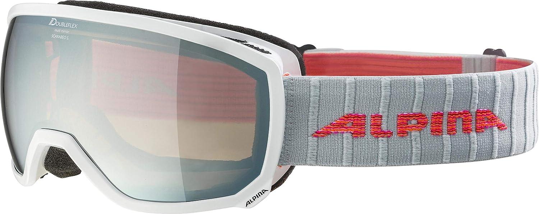 ALPINA Erwachsene Scarabeo S MM Sph Skibrille B07D8R64HK Skibrillen Eigenschaften