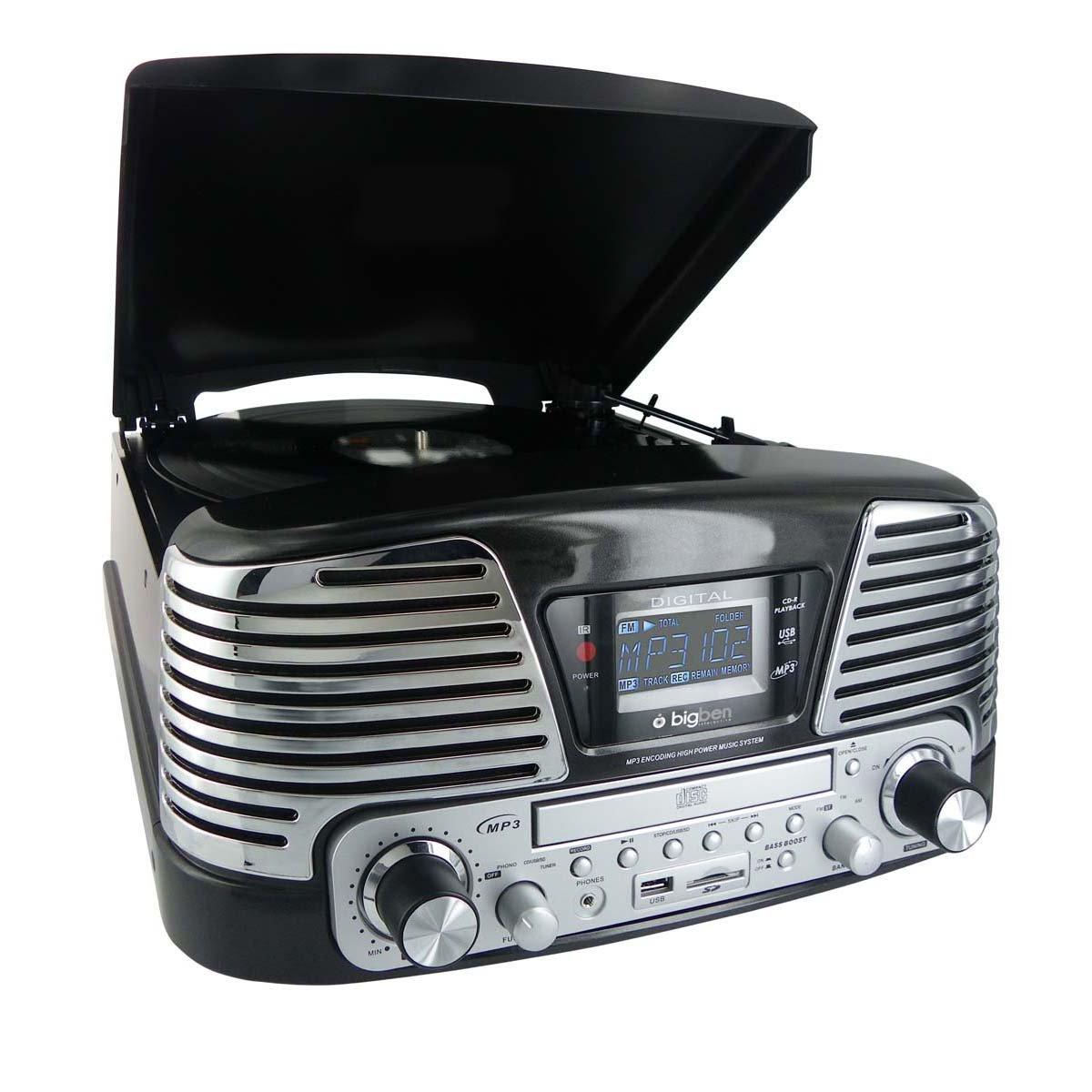 7 giradischi tecnologici per ascoltare la musica in vinile 71jfUiTe97L