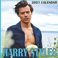 Harry Styles 2021 Calendar: Harry Styles 2021 Wall Calendar 8.5x8.5 Wall calendar 16 Months