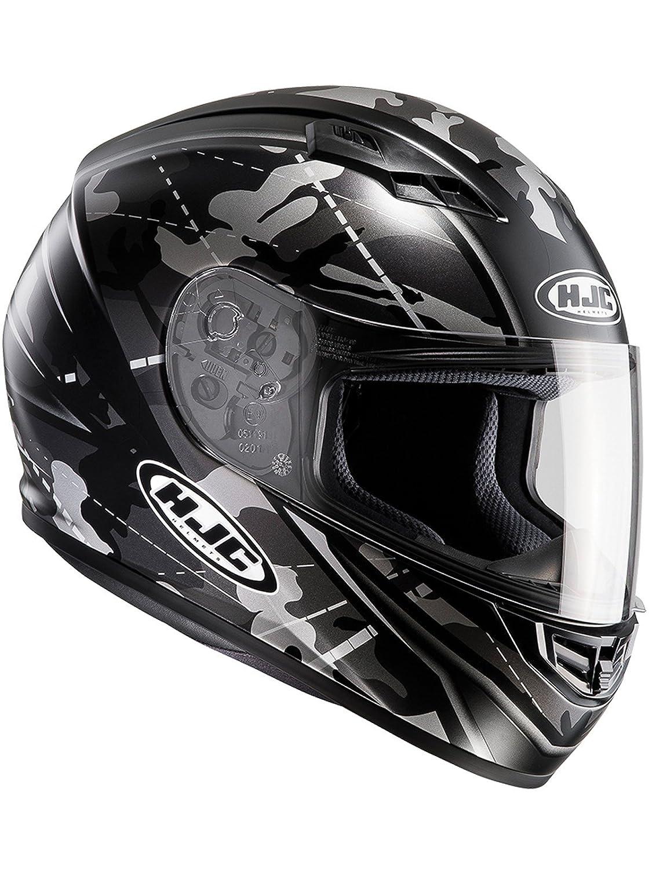C5SORXS - HJC CS-15 Songtan Motorcycle Helmet XS Red (MC1SF) 8804269216866