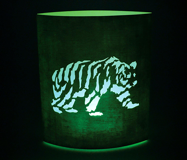 Puzzled Black Bear LED Decorative Lanterns - Animal Theme - Elegant Unique Gift and Useful Souvenir - Item #9650 by Puzzled (Image #5)