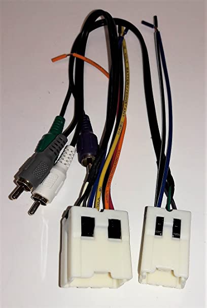 Pleasing Amazon Com Premium System Wire Harness For Installing A New Radio Wiring 101 Mecadwellnesstrialsorg