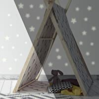 RoomMates RMK3527SCS Glow in The Dark Stars Peel and Stick Wall Decals