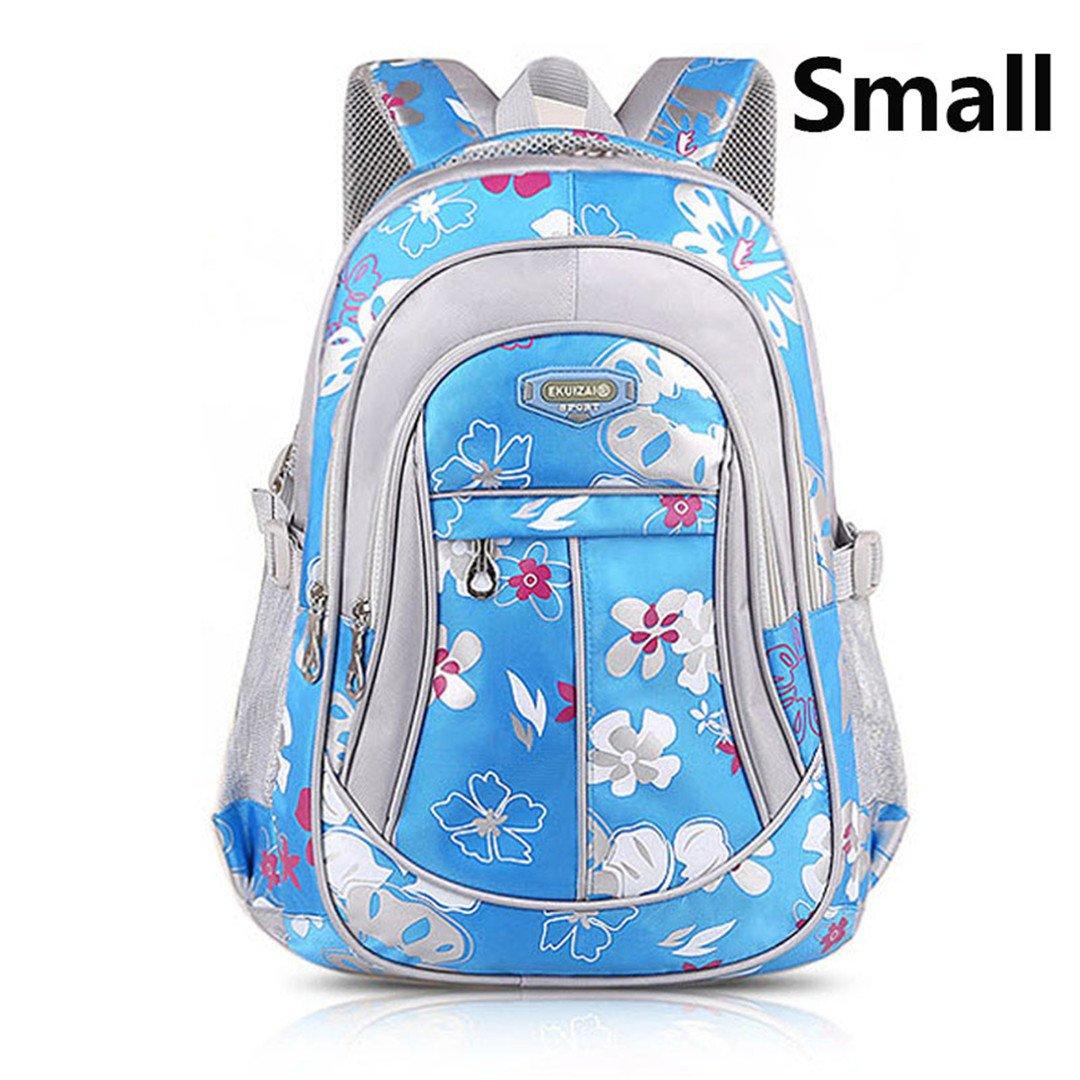 Junior High School Rucksäcke für Mädchen Primäre Kinder Taschen Große Kapazität Schultaschen Für Kinder Mädchen Big lila B07F69M4JF | In hohem Grade geschätzt und weit vertrautes herein und heraus
