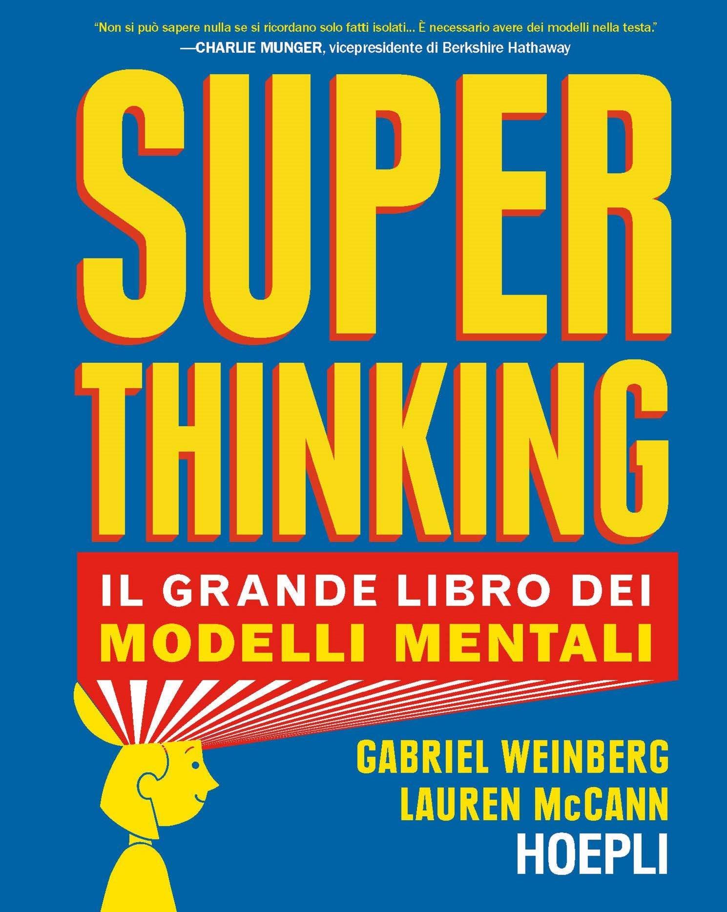 Copertina Libro Superthinking