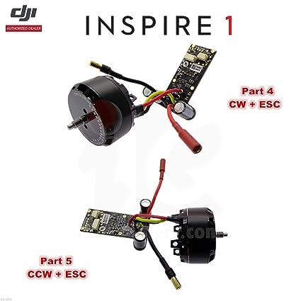 Amazon com: DJI Inspire 1 T600 Drone WM610 Part 4 5 3510