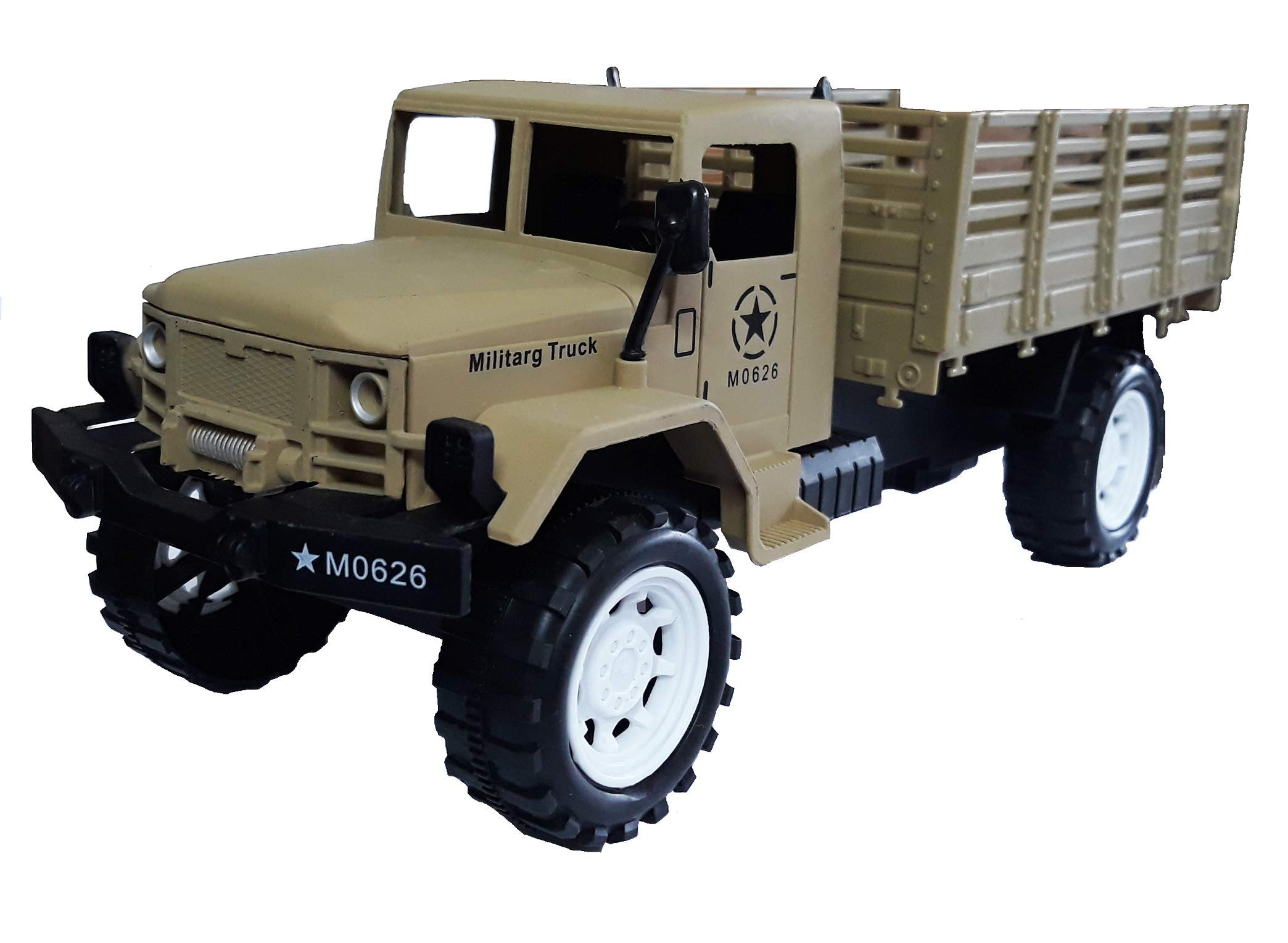 SUPER TOY US Army Military Truck Dumper Toy for Kids (Multi-Color) (B07X3H5MQ4) Amazon Price History, Amazon Price Tracker