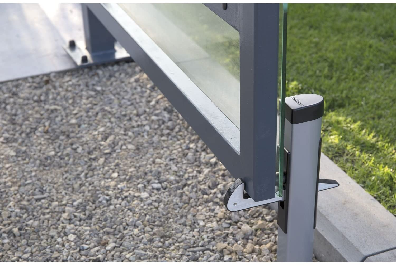 Aluminium 1/pi/èce loci Nox portail IGC
