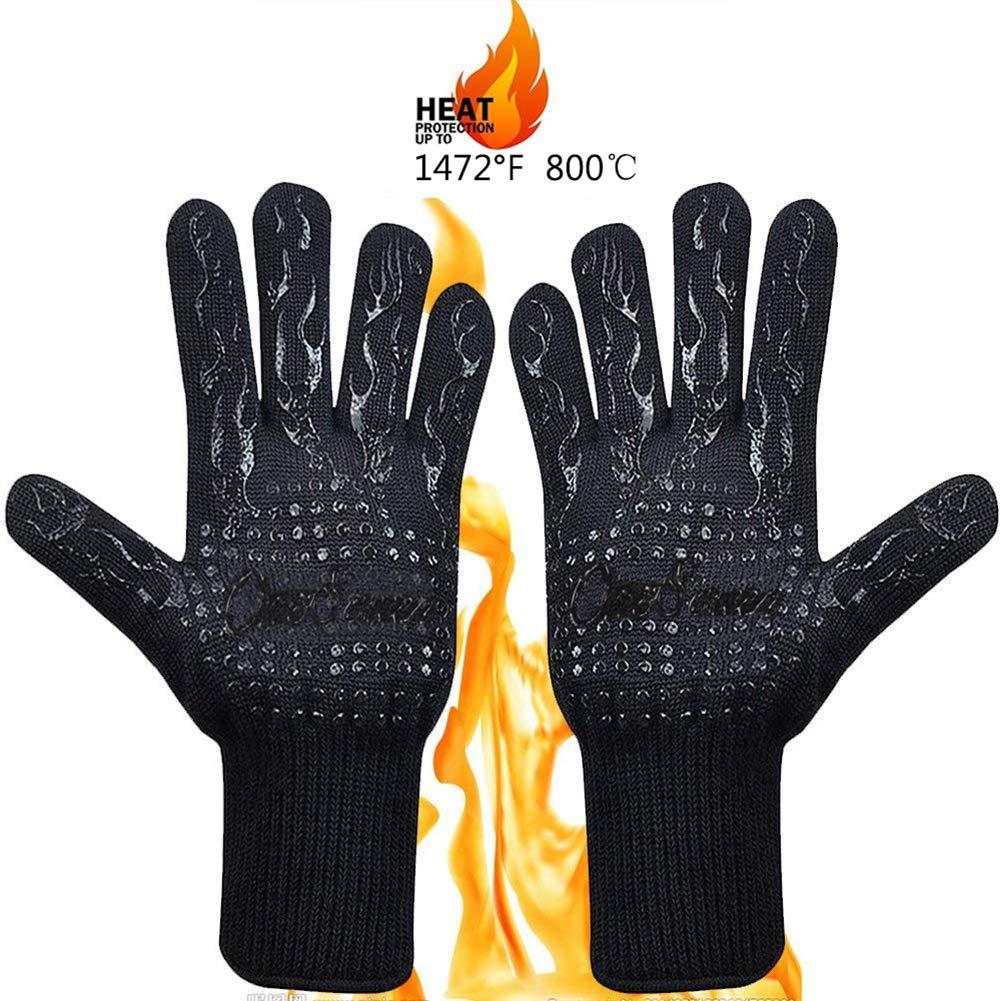 Guantes OneScreen para barbacoa, resistentes al calor hasta guantes product image