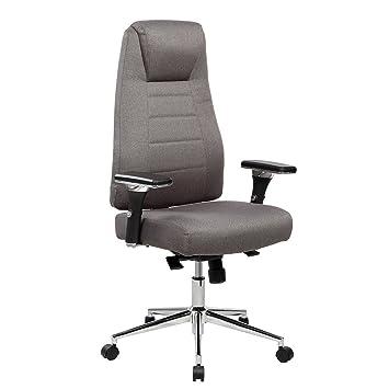 Amazoncom Techni Mobili Comfy Height Adjustable Home Office Chair