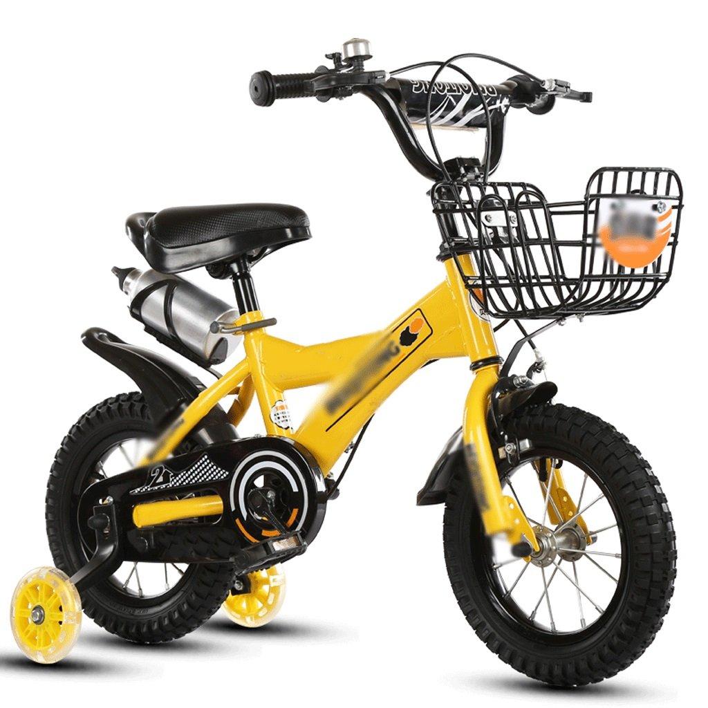 自転車 子供の自転車ベビー2-3-6歳の男性と女性12-18から20インチ (サイズ さいず : 18 inch) B07DPPHXPH 18 inch 18 inch