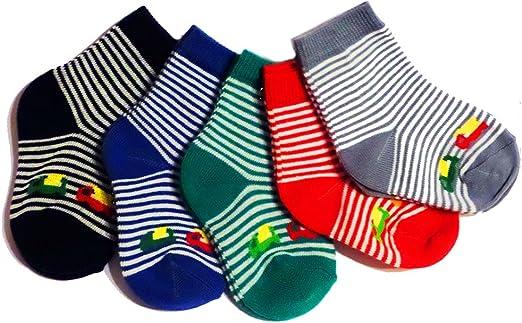 Weri Spezials - Juego de 5 calcetines, algodón: Amazon.es: Ropa y ...
