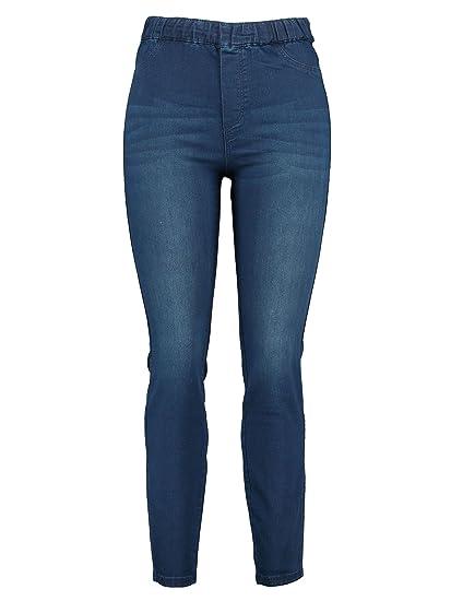 MS Mode Femme, Jean treggings Skinny Leg Poppy, Dark Denim Taille 40 42 44 47ab5c9066c8