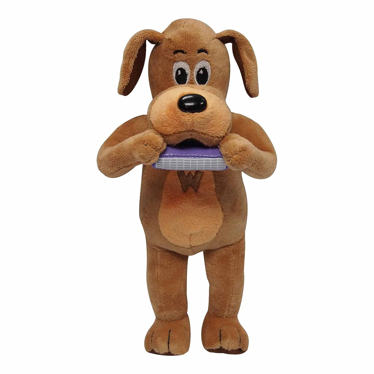 amazon com the wiggles wags the dog plush 10 inches toys u0026 games