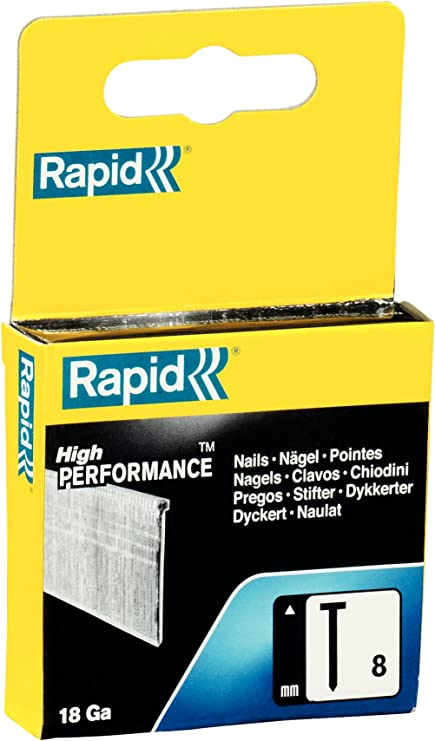 Rapid 5000812 Typ 8 N/ägel 20 mm