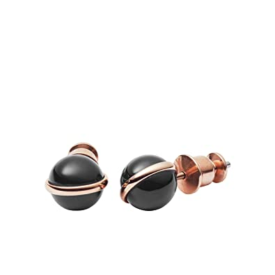 Skagen Women's Metallic Stud Earrings SKJ1069791 ef6Ph4rJt