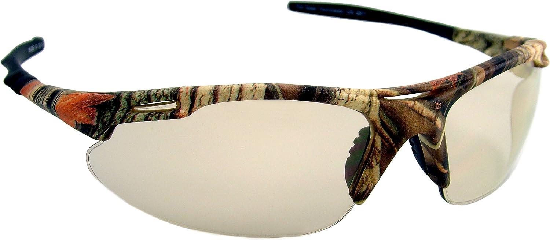 Optic Edge Huntmaster Camo Frame and Smoke Lens