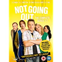 Not Going Out – Series 1-7 [DVD]