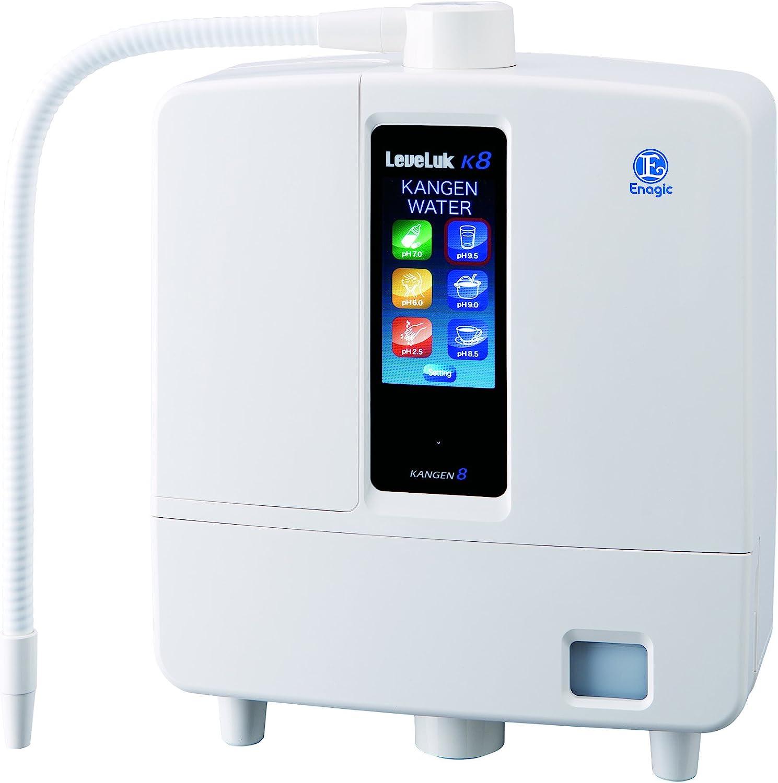 Enagic Kangen Water Ionizer Leveluk K8 Machine from (Leveluk K8)