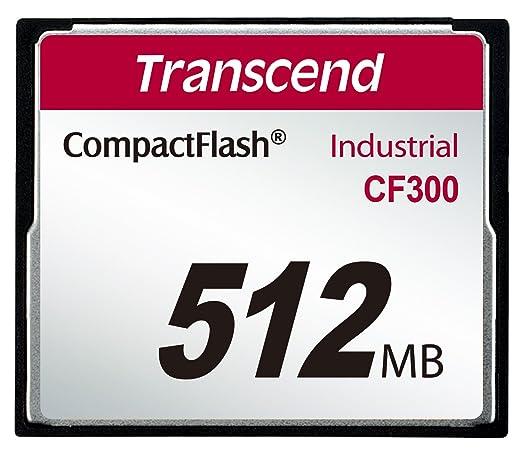 3 opinioni per Transcend Ts512Mcf300 Compact Flash Industrial Slc