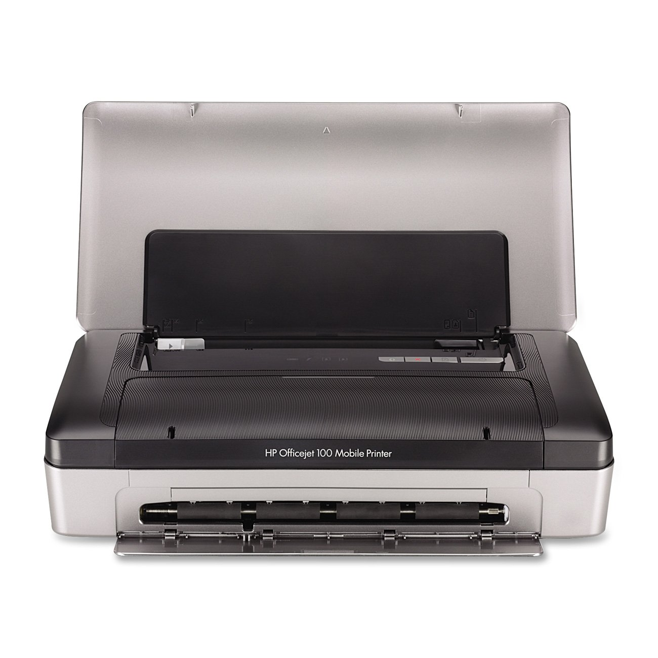 HP OfficeJet 100 Portable Printer with Bluetooth & Mobile Printing (CN551A) by HP (Image #1)
