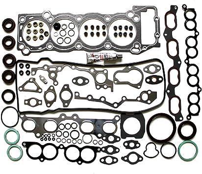 DNJ HGS939 Graphite Cylinder Head Gasket Set For 94-04 Toyota 4Runner 2.4L DOHC