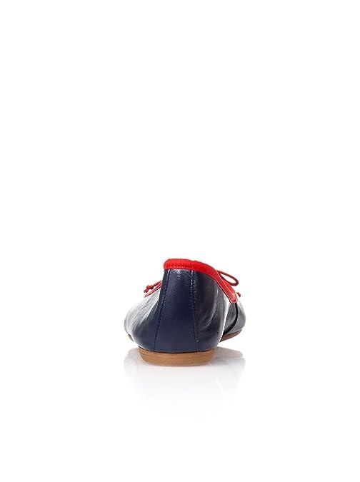 es Amazon Complementos Color Bisué Y Bailarinas Ribete Zapatos xqIpIwUft