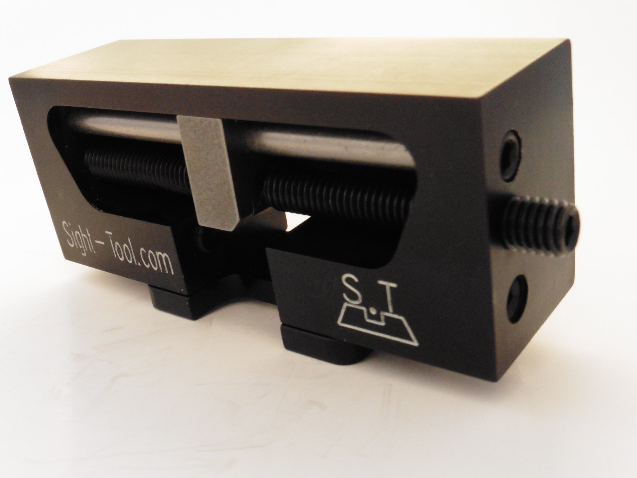 Universal Handgun Sight Pusher Tool for 1911 Sig springfield and others* Best tool on the market for front or rear sights* MADE IN USA by sight-tool.com (Image #4)