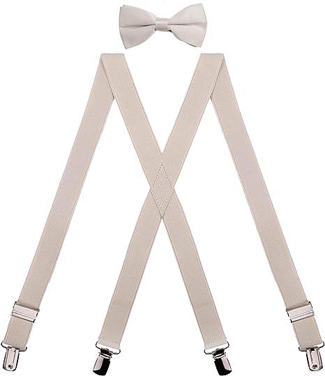 Elastic Print Colorful Kid Suspenders Boy Clothing Accessories Suspenders ^P