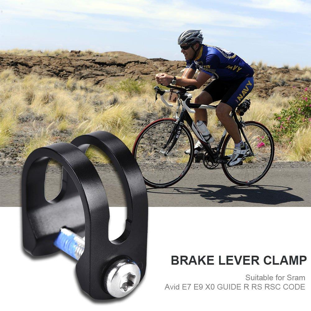 Abrazadera de Palanca de Freno de Bicicleta para Sram Avid E7 E9 X0 Guide R RS RSC Code Dioche Abrazadera de Palanca de Freno