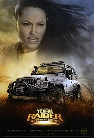 Lara Croft Tomb Raider The Cradle Of Life 2003 S S Advance Movie