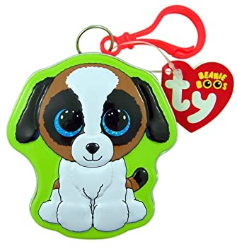 9c9041d3dff Image Unavailable. Image not available for. Color  Flix Candy Ty Beanie  Boos Collectible Tin with Jelly ...