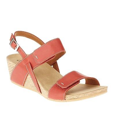 f9c54ddc9da Clarks Women s Alto Disco Wedge Sandals