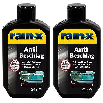Líquido antiempañamiento Rain X: Amazon.es: Coche y moto