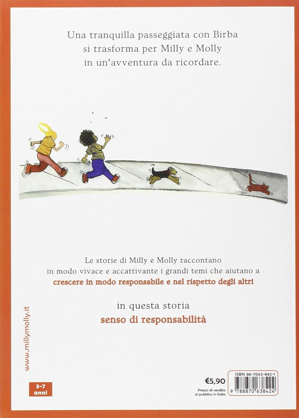 Milly, Molly e Birba. Ediz. illustrata: Gill Pittar, Cris Morrell, L ...