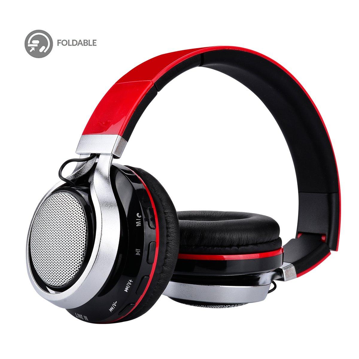 Aita BT816 Auriculares Bluetooth de Diadema Plegable por solo 18,99€