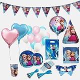 Amazon.com: Disney Frozen Papel de aluminio en forma de ...