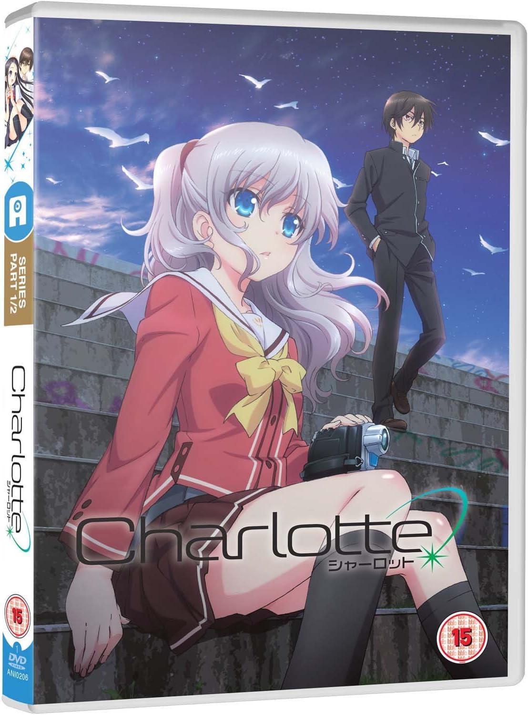 Charlotte Part 1 Standard Dvd Amazon Co Uk Yoshiyuki Asai