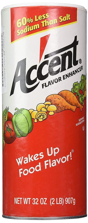 Ac'cent Flavor Enhancer, 32 Ounce