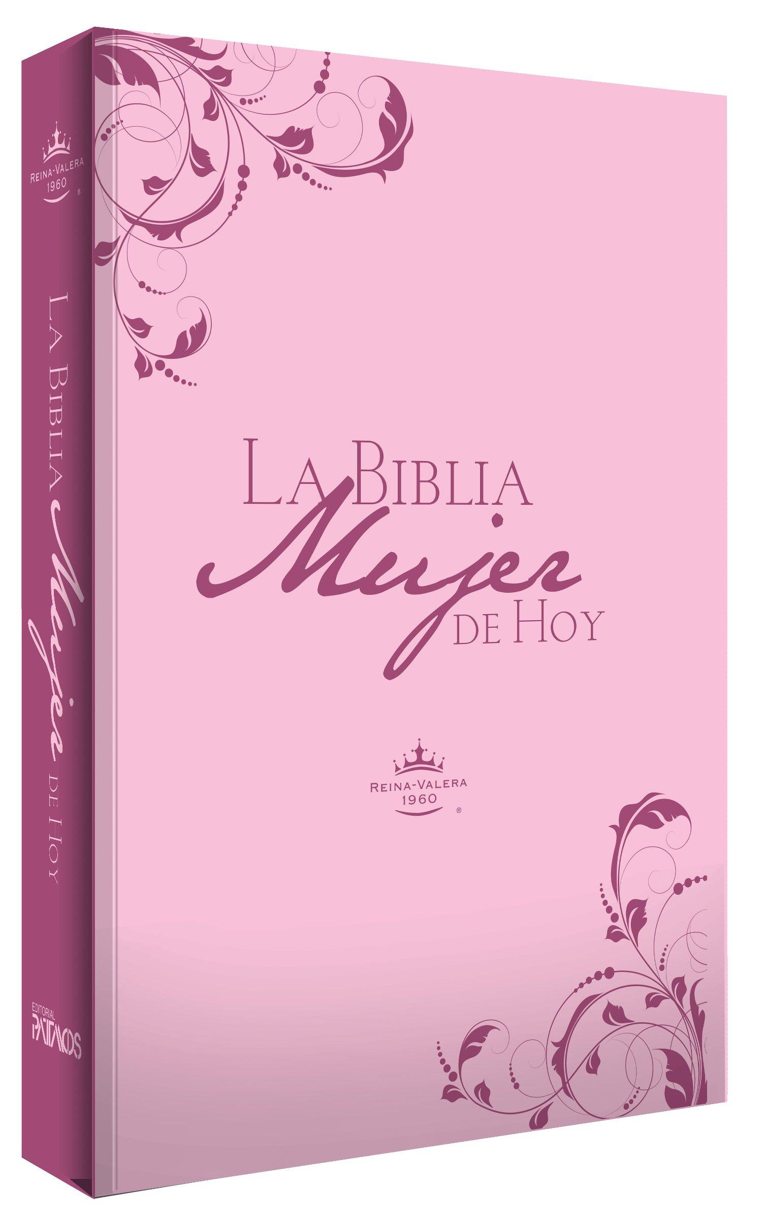 La Biblia Mujer De Hoy - Piel Especial Rosa-reina-valera 1960: PATMOS: 9781588027016: Amazon.com: Books