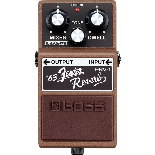 リンク:FRV-1 Fender Reverb